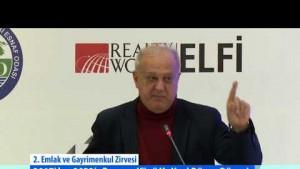 2.Emlak ve Gayrimenkul Zirvesi-Doç.Dr. Ramazan Kurtoğlu Özel Oturum