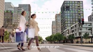 Strada Bahçeşehir Reklam Filmi